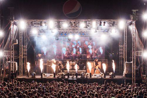 EFOTT 2012 pepsi színpad